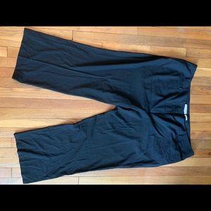 Black Michael Kors Plus Size Pants